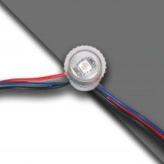 Led pixel 20mm programovatelný, voděodolný