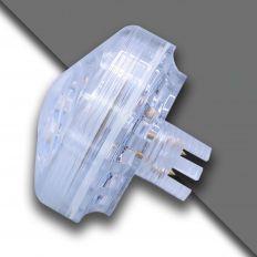 Led RGB 60mm automatic, voděodolný